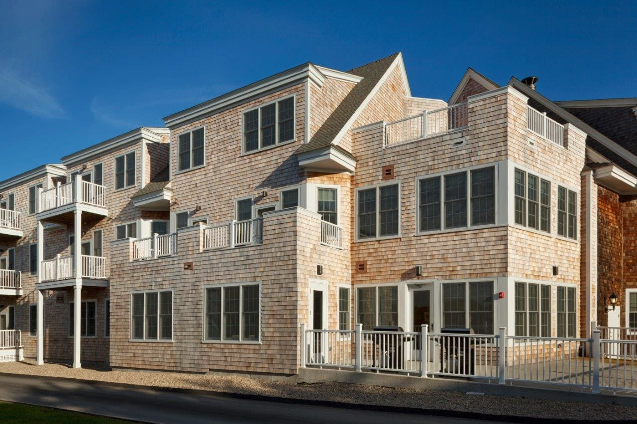 EGA P C Architects Seashore Point In Provincetown